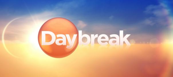ITV Daybreak LOGO