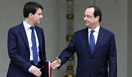 First 'Conseil Des Ministres' Of France New Government At Elysee Palace