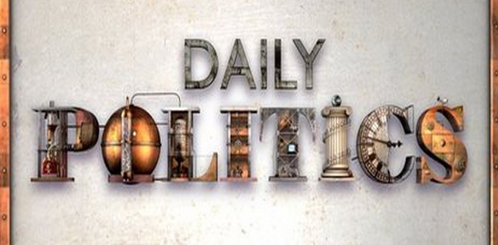 BBC Daily Politics Logo