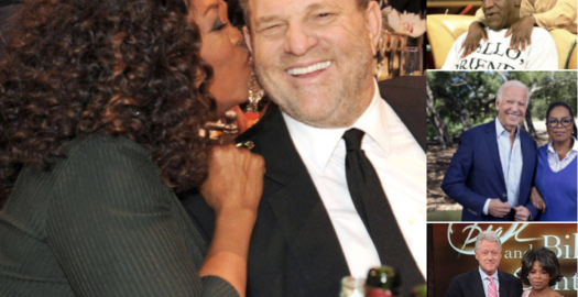 Oprah and Sex Predators